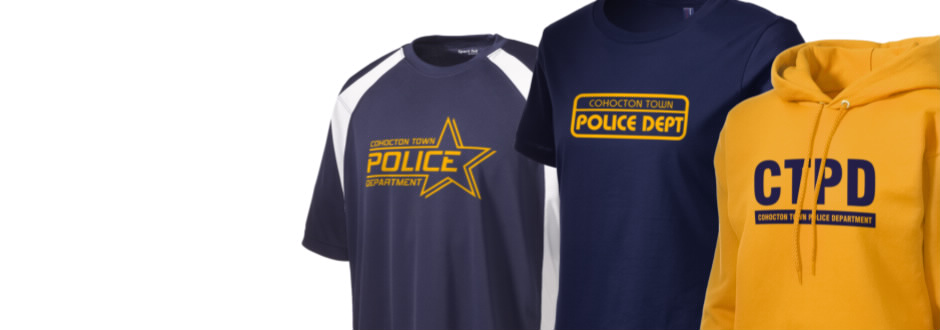 Cohocton Town Police Department Apparel Store | Prep Sportswearcohocton town